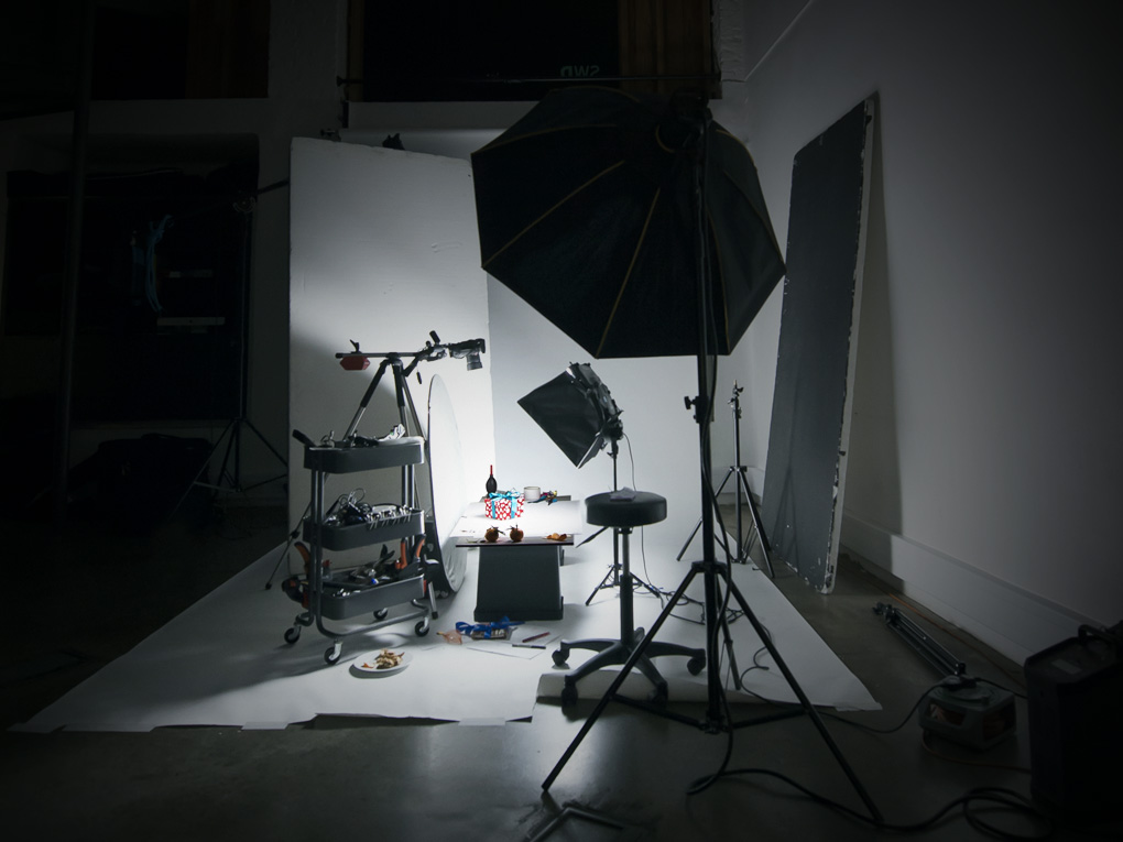 The SWD studio